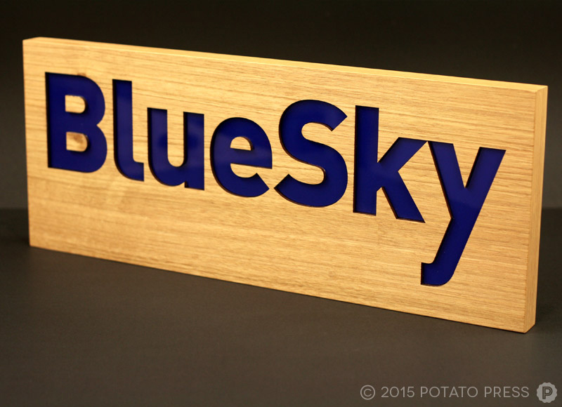 bluesky-sign-signage-custom-wood-lasercut-2pac-2pack-signs-design-one