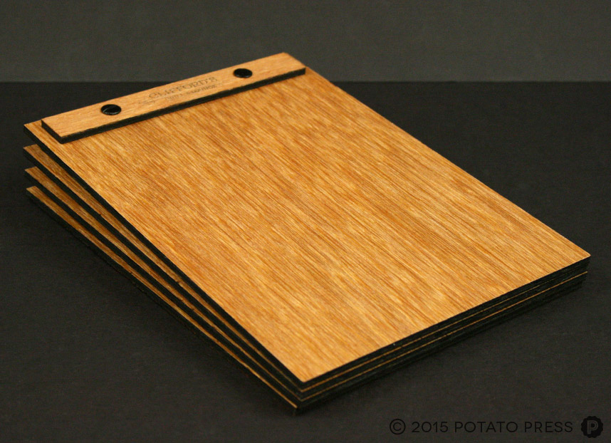 Custome-made-timber-menu-holders