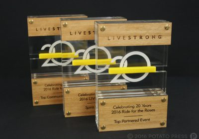 potato-press-livestrong-award-trophy-laser-etched-wooden-layered-acrylic-australia