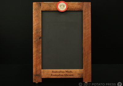Coopers Brewery - A-Frame Chalkboard Display