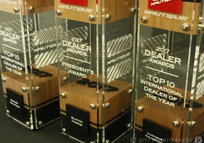 Nautique Dealer Awards