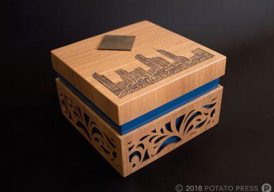 Custom Box for Gold Coast Turf Club
