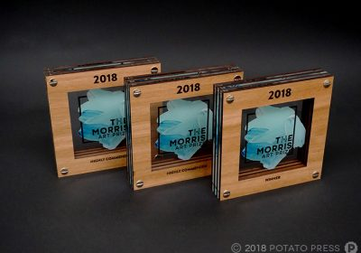 The Morris Art Prize Custom Timber Awards