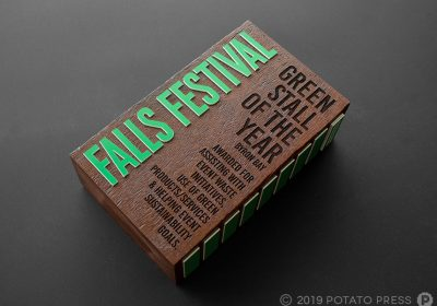 The Event Agency - Falls Festival Green Stall Award