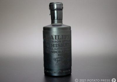 Granddad Jacks - Leather Whiskey Labels